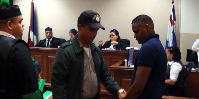 Daniel Mendoza Belén (a) El Mensajero, puesto en custodia.