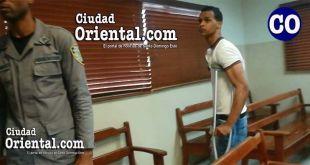 Angelito Meran Castillo(a) El Flaco, condenado a 30 años de reclusión mayor.