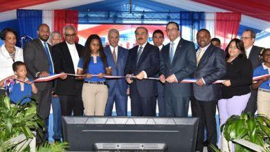 Photo of Presidente Medina entrega nuevo centro educativo en los Guaricanos
