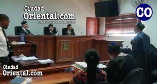 Primer Tribunal Colegiado de la provincia Santo Domingo