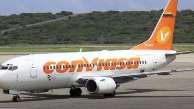 Photo of Aerolínea Venezolana Coviasa abre nueva rutaCaracas, Santo Domingo