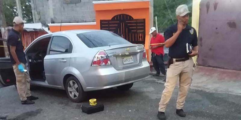 Asesinan taxista de Uber en la calle 4 de Agosto, en Vietnam de Los Mina Norte