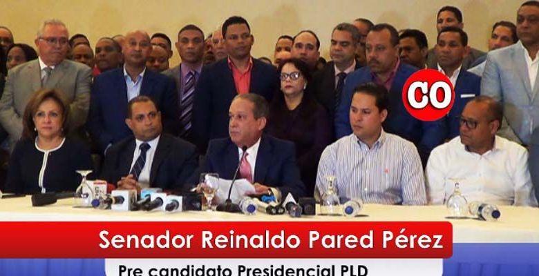 Photo of Reinaldo Pared: la Constitución puede ser modificada para incluir la reelección presidencial + Vídeo