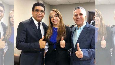 """Photo of Dío, Katy y Manuel: tres """"peleadores"""" antes de subir al """"cuadrilatero""""; falta uno"""