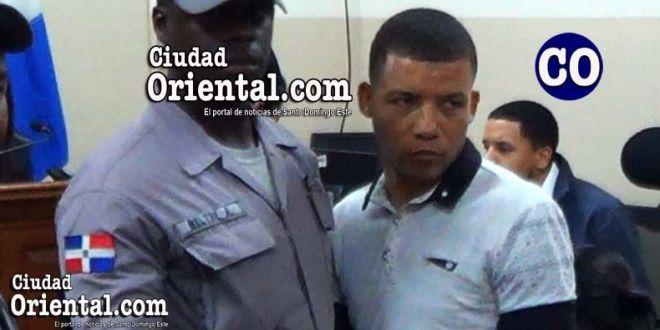 Julio Andrés Díaz Morillo, en custodia.