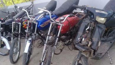 Photo of PN apresa a dos jovencitos, uno menor, y recupera 5 motocicletas robadas en SDE