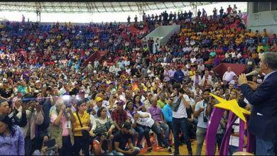 Photo of Leonel Fernández dice los 2 millones que le apoyan garantizan unidad y triunfo del PLD