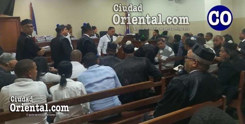 Segundo Tribunal Colegiado de la provincia Santo Domingo, tiene a su cargo conocer el juicio de fondo.