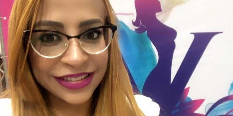 """Al principio parecía """"un juego""""; ahora Katy Báez es una realidad en el PRM"""