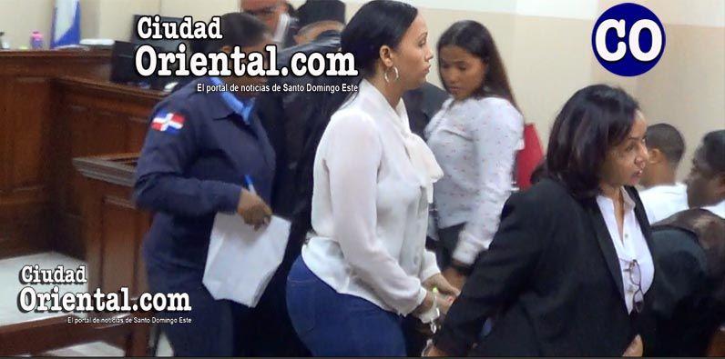 Empresarias enviadas a cárcel de Najayo por un nuevo juicio