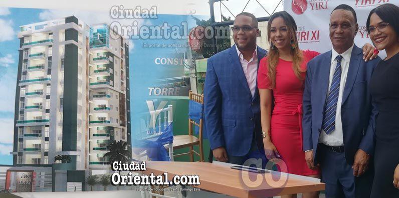 Constructora Yiri presenta nuevo proyecto de apartamentos en Alma Rosa I
