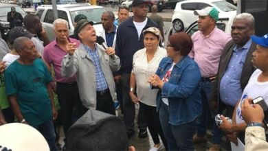 Photo of Munícipes SDE marchan en contra destrucción y desaparición Parque del Este y Los Tres Ojos