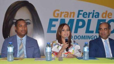 Photo of Karen Ricardo anuncia Gran Feria de Empleos en Santo Domingo Este