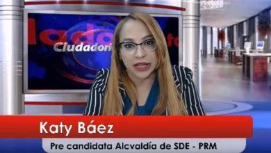 Photo of Katy Báez descarta cualquier posibilidad de que puedan reservarle la candidatura a Manuel Jiménez