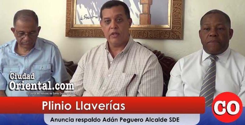 Photo of Plinio Llaverías y su equipo fortalecen estructura de Adán Peguero en el PRM