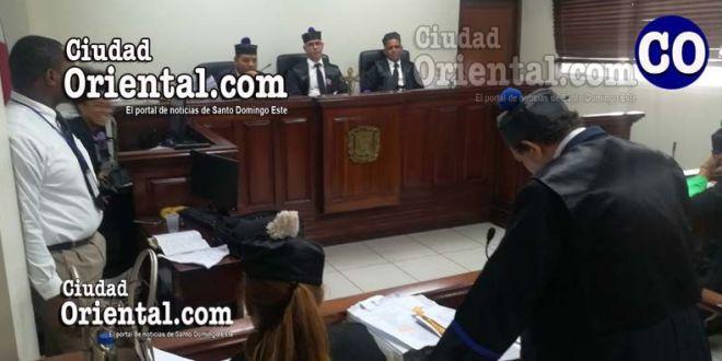 Composición del Primer Tribunal Colegiado que dictó la sentencia.