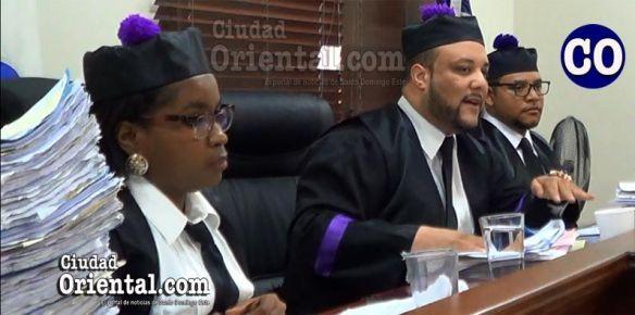 Cuarto Tribunal Colegiado de la provincia Santo Domingo.