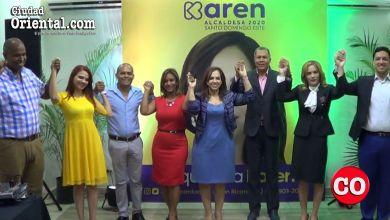 Photo of Precandidatos del PLD expresan respaldo Karen Ricardo para la Alcaldía de Santo Domingo Este + Vídeo
