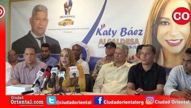 Photo of Katy Báez no se detiene en su activismo para conquistar la alcaldía de SDE + Vídeo