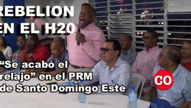 """Photo of Rebelión masiva en el H20 de SDE, proclaman que """"Se acabó el relajo"""""""