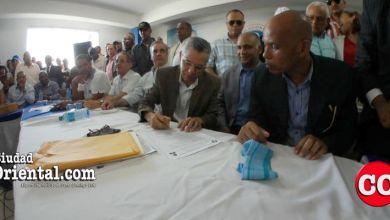 Photo of Manuel Jiménez es el primero de los cuatro aspirantes del PRM a la Alcaldía que inscribe pre candidatura