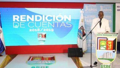 Photo of Alcalde Alfredo Martínez revela Cámara de Cuentas entrega informe satisfactorio sobre auditoría realizada al ASDE