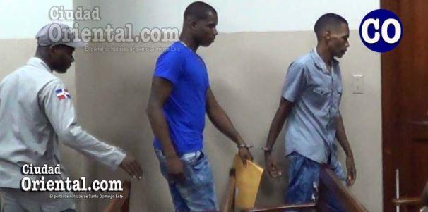 Los condenados, traslados en custodia
