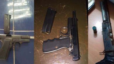 Photo of PN hace operativos preventivos en más de 50 sectores de SDE; ocupa 7 armas y recupera motocicletas robadas