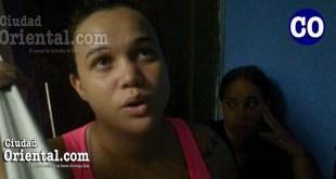 Nelly Anyelina Sánchez, detrás, Yolaikys Zabala, las acusadas.