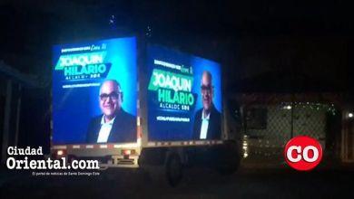 Photo of ¿Inicia la campaña Joaquín Hilario Alcalde SDE? + Vídeo