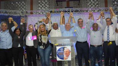 Photo of PRM proclama a Antonio Taveras candidato a senador por la provincia Santo Domingo