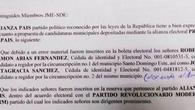 """Photo of Alianza País le pone """"una tuerca en el queso"""" a José Sánchez y a Robert Arias"""