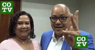 Bernarda Aracena y Joaquín Hilario