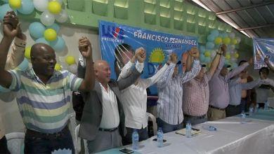 Photo of DXC proclama a Francisco Fernández como candidato alcalde por Santo Domingo Norte