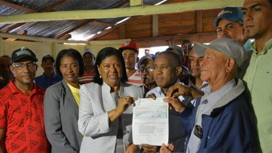 Photo of FEDA entrega 6.1 millón de pesos para desarrollo de invernaderos agrícola