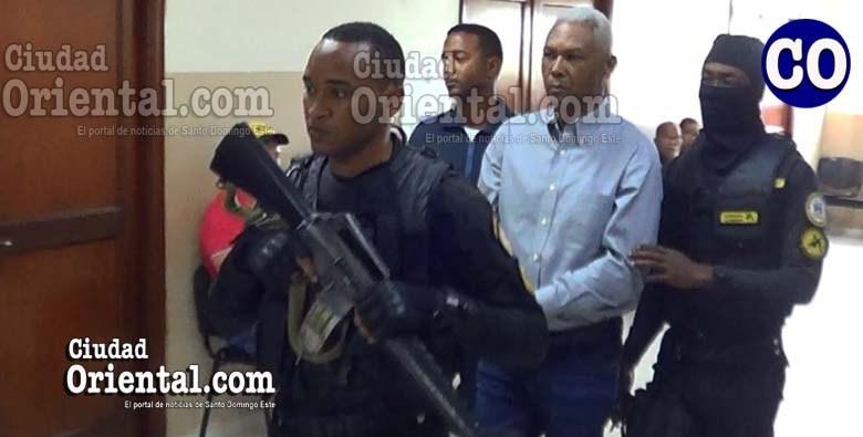 Manuel Roa Castillo, en custodia.