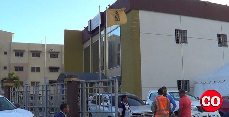 Fachada edificio Junta Electoral de SDE