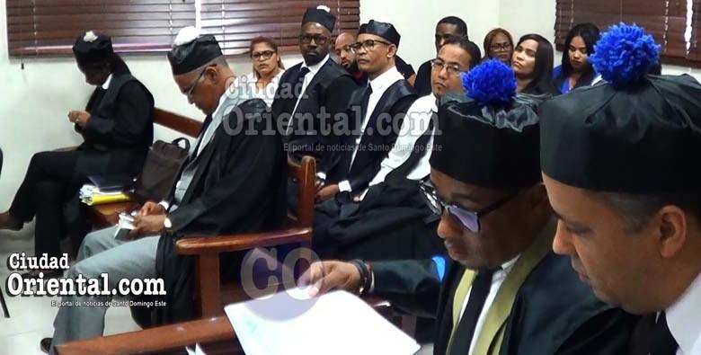 La Fiscalía ha incoado un recurso de reconsideración con relación a la exclusión de pruebas.