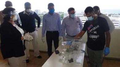 Photo of UASD desarrolla ventilador para pacientes afectados con Covid-19