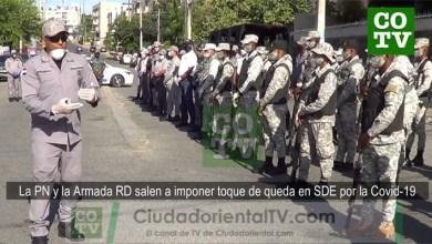 """Photo of Mucha gente en SDE se toma """"a chercha"""" la pandemia, a pesar del despliegue de tropas y de las orientaciones sanitarias + Vídeos"""