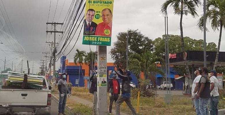 El ASDE desmonta la propaganda electoral de Jorge Frías