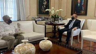 Photo of Tras presentar informe semanal a Danilo Medina, Osmar Benítez anuncia cosecha récord arroz en RD para mayo