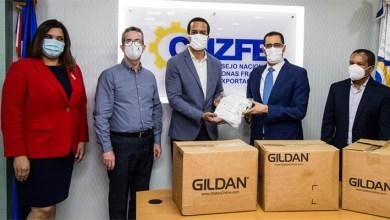 Photo of Gobierno recibe más de 700 mil mascarillas para enfrentar Coronavirus