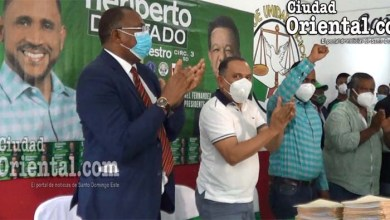 "Photo of Radhamés Jiménez: ""Heriberto Aracena será el diputado más votado"""