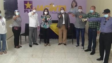 Photo of Jacinta Estévez recibe apoyo del ex candidato a alcalde del PLD por SDE, Arismendy Bautista Ramírez