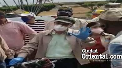 """Photo of Manuel Jiménez le muestra """"músculos"""" a los lavadores de carros; advierte los desalojará"""