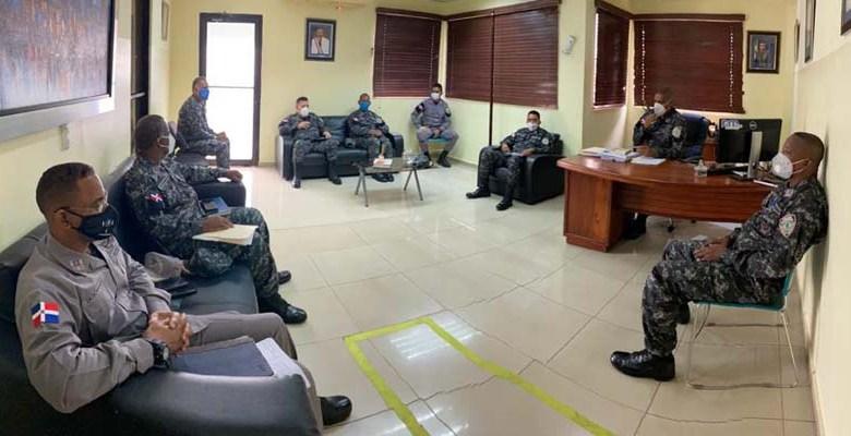 Dirección Regional Santo Domingo Oriental de la Policía garantiza ...