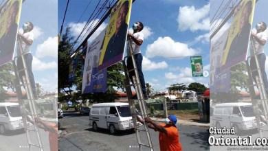 Photo of El Boli no pierde tiempo: retira sus carteles publicitarios de los espacios públicos