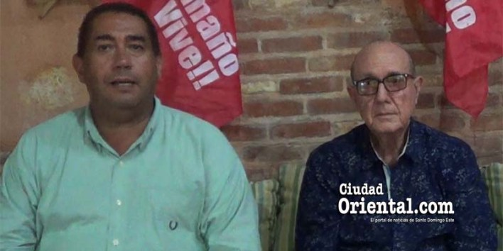 Felix Manuel y Narciso Isa Conde