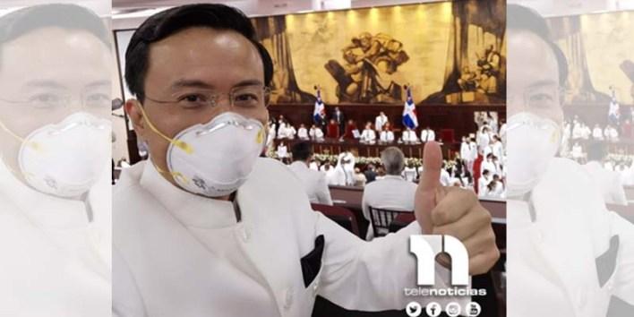 Embajador de China en RD, Zhang Run